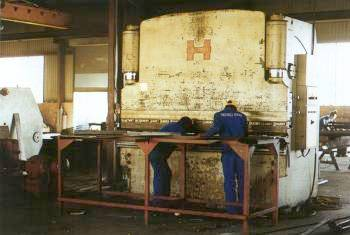 300 ton Hydraulic Press